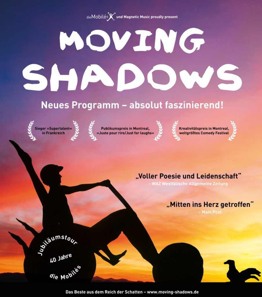 Plakat Moving Shadows